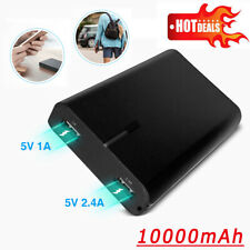 10000mAh Power Bank Portable USB Battery Charger for Cell Phone iPhone XR XS MAX