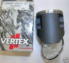 BB 2578 Pistón VERTEX para Kawasaki 125 cc diámetro 53,98 mm de 1999 al 2000