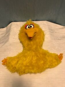 Vtg 70s Big Bird Puppet Sesame Street Jim Henson Muppets Child Horizons RARE!!!!