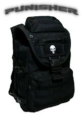 Punisher Recon Pack AIRSOFT Gear Ammo Tactical Backpack +FREE SELF DEFENSE SKULL