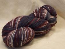 Kauni/Aade Lõng Effect Yarn BURGUNDY 8/2 skein 264g, Artistic Yarn 100% Wool