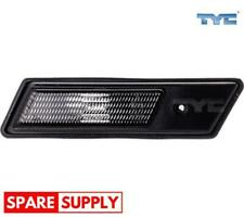 INDICATOR FOR BMW TYC 18-5007-11-2 FITS RIGHT, LATERAL INSTALLATION
