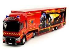Eligor Renault T460 Semi Entrainement en Milieu Toxique SDIS 54 Échelle 1:43 Véhicule de Pompiers Miniature (116491)