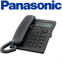 Panasonic KX-TSC11B Single Line Corded Phone