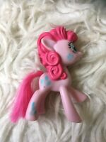 My Little Pony Pinkie Pie Vinyl Figure Brushable Tail AS IS