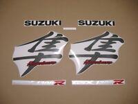 Hayabusa 1999 complete decals stickers graphics set pattern restoration mk1 busa