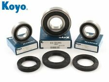 Suzuki GSXR 600 750 K1 K2 K3 K4 K5 K6 K7 Koyo Rear Wheel Bearing & Seal Kit