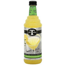 Mr & Mrs T Sweet And Sour Mix, 33.8 oz (Pack of 6)