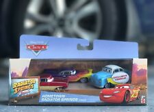 Disney Pixar Cars 3 pack Greta, Old School Ramone and EXCLUSIVE JONAS REVERA