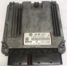 2008 2009 Volkswagen Jetta / Golf GTI ECM Engine Control Module   1K0 907 115 S