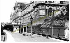 Alexandra Palace Railway Station Photo. Muswell Hill and Highgate Line. GNR (5)