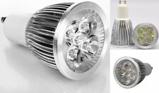 Lampada LED GU10,luce bianca,5W = 50W, bianco freddo,lampadina,GU 10,HPL,COB