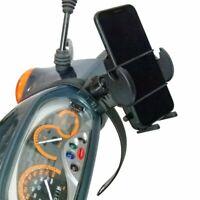 Scooter/Moto Cuello Montaje de Teléfono Con Regulable Soporte Para Huawei