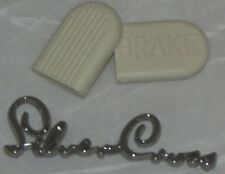 Silver Cross Coach Built Pram Brake Pads Dolls Silvercross Spares Part  x 2