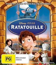 Ratatouille (Blu-ray, 2008)