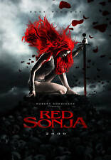 Red Sonja - A3 Film Poster - FREE UK DELIVERY