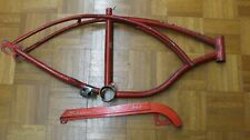 Schwinn Stingray Frame & chain guard1969 serial # CE 35218 original