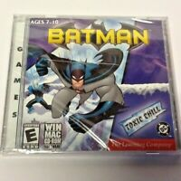 Batman Toxic Chill PC Game New Sealed