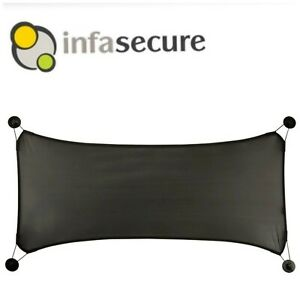 NEW - Infa Secure Window Stretch Shade (size M) 84x35cm | FREE SAME DAY SHIPPING