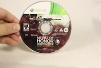 Medal of Honor Warfighter Disc 2 (Microsoft Xbox 360, 2012) Disc Only