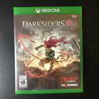 Darksiders III 3 Video Game (Microsoft Xbox One, 2018) Used & Tested
