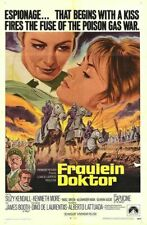 FRAULEIN DOKTOR (1969) 35MM TRAILER / IB TECH. ENGLISH LANGUAGE