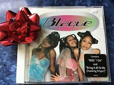 """BLAQUE """"808"""", """" I DO"""", """"Bring it all to me"""" N'SYNC + CD Code ***WHY BUY MY CD ??"""
