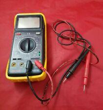 Cen Tech Function Digital Multimeter P37772