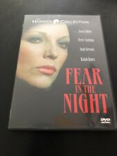 FEAR IN THE NIGHT DVD THE HAMMER COLLECTION PETER CUSHING