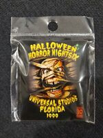 Universal Orlando Halloween Horror Nights HHN 9 1999 Throwback Mummy Magnet NIB