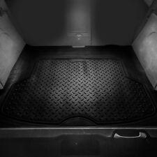 Premium Trimmable Trunk Mat Cargo Liner for Auto Car Sedan SUV Van Black