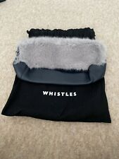 Whistles bag leather
