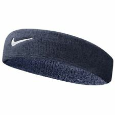 Nike- Swoosh Headband- Blue-