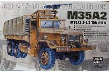 AFV Club AF35004 1/35 M35A2 6x6 2,5T Cargo Truck