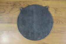 "12"" x 3/8"" AR500 Gong w/ Double Mounting Holes For Shooting Target!"