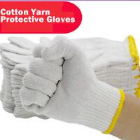 Montagehandschuhe Arbeitshandschuhe Polyester Latex Gelb Rot Garten Handschuh