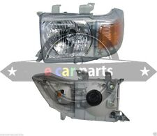 TOYOTA LANDCRUISER VDJ70-79 4/2007-ON HEADLIGHT LEFT HAND SIDE