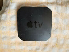 Apple TV 3rd Generation HD Media Streamer A1427 MD199LL/A + Compatible remote