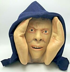 Halloween Prop Scary Creepy Peeper Peeping Tom Prank Window Party Decoration