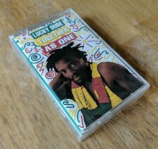 Lucky Dube Cassette - BRAND NEW AND SEALED - Together As One