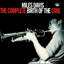 Miles Davis Complete birth of the cool (studio & live sessions)  [CD]