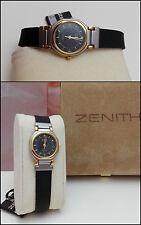 Orologio ZENITH  mod. CLIPPER vintage ref. 4250602197 MDE 93271 placcato oro