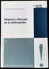 EMPRESA Y MERCADO DE LA INFORMACIÓN