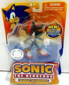 ToysRus EXCLUSIVE Jazwares SONIC HEDGEHOG Poseable Action Figure SILVER Sega