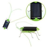 Solar Grasshopper Toy Educational Robot Required Toys Gift Children's C2J7