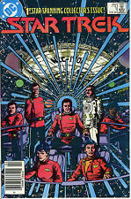 Lot de 46 comics Star Trek DC - 1984-1988