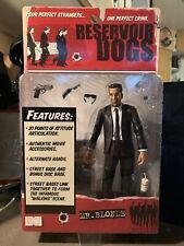 2001 Mezco Reservoir Dogs Mr. Blonde Figure NIB
