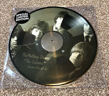 """ROLLING STONES """"The Sessions Vol. 5- 10"""" Picture Disc Vinyl -  NEW/ SEALED"""