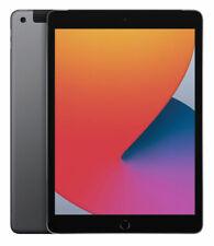 """Apple iPad 8a gen. 32GB, Wi-Fi + 4G (Sbloccato), 10,2"""" - Grigio siderale"""