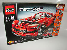 LEGO® TECHNIC Technik 8070 Super Car_Hot Rod_NEU OVP NEW
